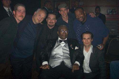 The Curtis Salgado Band with B.B. King