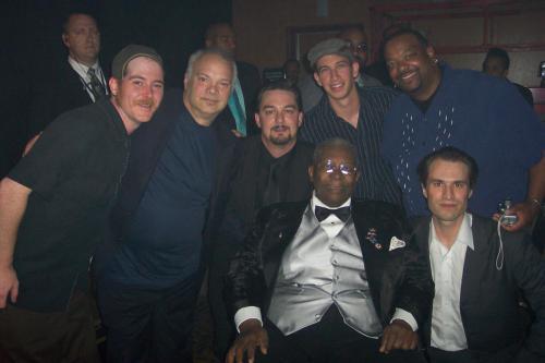 The Curtis Salgado Band with B.B. King