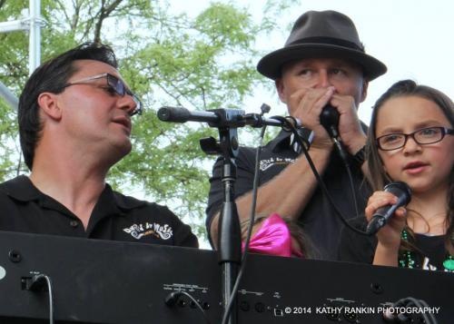 With John Nemeth and Eloise Fleschner