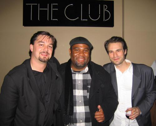 Dave, Kirk Fletcher and Josh Fulero