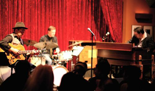 The Dave Fleschner Trio