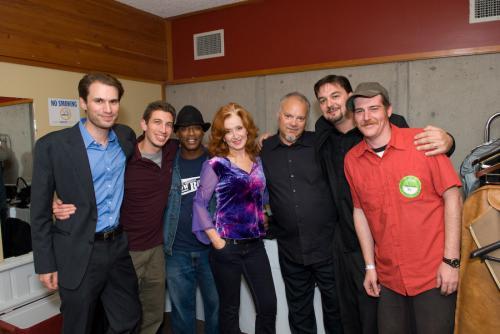 The Curtis Salgado band