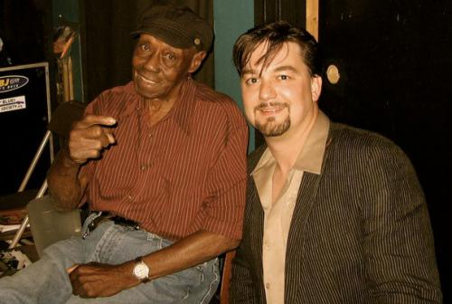 With Pinetop Perkins